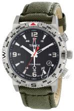 Timex Intelligent Czarny/Tkanina Ø42 mm