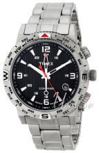 Timex Intelligent Czarny/Stal Ø42 mm