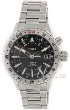 Timex Intelligent Czarny/Stal Ø47 mm