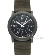 Timex Czarny/Tkanina Ø33 mm