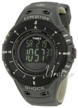 Timex Czarny/Żywica z tworzywa sztucznego Ø48 mm