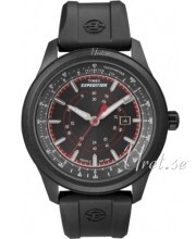 Timex Expedition Czarny/Guma