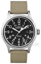 Timex Expedition Czarny/Tkanina Ø40 mm