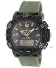 Timex Expedition Czarny/Żywica z tworzywa sztucznego Ø50 mm