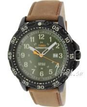 Timex Expedition Zielony/Skóra Ø45 mm