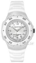 Timex Marathon Srebrny/Żywica z tworzywa sztucznego Ø46 mm