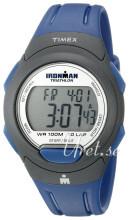Timex Ironman Ekran LCD/Żywica z tworzywa sztucznego Ø41 mm