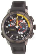 Timex Intelligent Czarny/Guma Ø47 mm