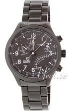 Timex Intelligent Czarny/Stal Ø43 mm