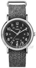 Timex Weekender Czarny/Tkanina Ø38 mm