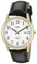 Timex Easy Reader Biały/Skóra Ø38 mm