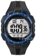 Timex Marathon Ekran LCD/Żywica z tworzywa sztucznego Ø43 mm