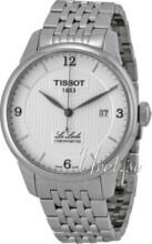 Tissot T-Classic Srebrny/Stal Ø39.3 mm