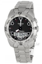 Tissot Touch Collection T Touch Czarny/Tytan Ø43.6 mm
