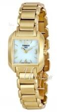 Tissot T-Trend Stal w odcieniu złota Ø20.2 mm