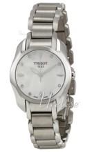 Tissot T-Wave Biały/Stal Ø28 mm
