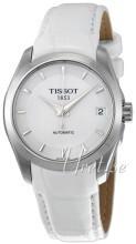 Tissot T-Trend Biały/Skóra Ø32 mm
