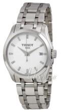 Tissot Srebrny/Stal Ø32 mm