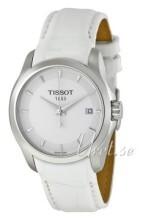 Tissot Biały/Skóra Ø32 mm