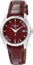 Tissot T-Trend Czerwony/Skóra Ø32 mm