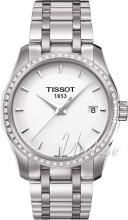 Tissot T-Trend Biały/Stal