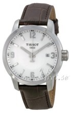 Tissot Tissot T-Sport Biały/Skóra Ø39 mm