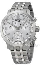 Tissot PRC 200 Srebrny/Stal
