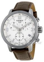 Tissot Tissot T-Sport Biały/Skóra Ø42 mm