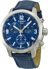 Tissot PRC 200 Niebieski/Skóra
