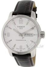 Tissot T-Sport Biały/Skóra Ø39 mm