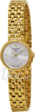 Tissot T-Trend Lovely Srebrny/Stal w odcieniu złota