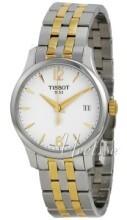 Tissot T-Race Touch Biały/Stal w odcieniu złota Ø33 mm