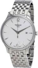 Tissot Tissot T-Classic Srebrny/Stal Ø42 mm