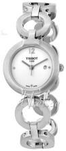 Tissot T-Trend Biały/Stal Ø28 mm
