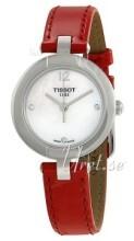Tissot Tissot T-Trend Biały/Skóra Ø28 mm