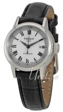Tissot T-Classic Biały/Skóra Ø29.5 mm