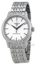 Tissot PRC 200 Biały/Stal Ø40 mm