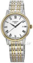 Tissot Biały/Stal Ø39 mm