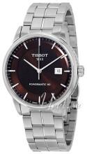 Tissot Luxury Automatic Gent Brązowy/Stal Ø41 mm