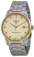 Tissot T-Classic Brązowy/Stal w odcieniu złota Ø41 mm