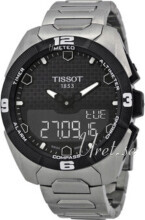 Tissot Touch Collection Czarny/Tytan Ø45 mm