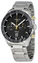 Tissot T-Sport Prs 516 Automatic Chronograph Czarny/Stal Ø45 mm