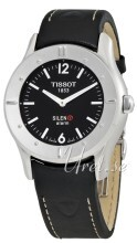 Tissot Touch Collection Czarny/Skóra