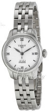 Tissot Le Locle Double Happiness Lady Srebrny/Stal Ø25.3 mm