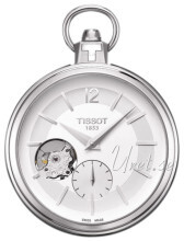 Tissot T-Pocket 1920 Mechanical Srebrny Ø49 mm