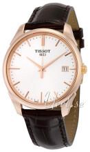 Tissot Vintage Quartz Gent Srebrny/Skóra Ø40 mm