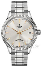 Tudor Style Srebrny/Stal