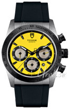 Tudor Fastrider Żółty/Guma