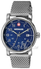Wenger Urban Classic Niebieski/Stal Ø41 mm