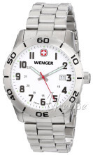 Wenger Grenadier Biały/Stal